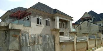 a Solidly Built Semi-finished House with Spacious Rooms, Ample Compound Space, Off Sigma Apartments, Wuse 2, Abuja, Detached Duplex for Sale