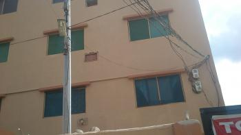 3 Bedroom Flat Upstairs and Down, Off Cole Street, Lawanson, Surulere, Lagos, Flat for Rent