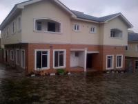 5 Bedroom Semi Detached Duplex (all En-suite) With Fitted Kitchen, Ante Room And Boys Quarters, Omole Phase 1, Ikeja, Lagos, 5 bedroom, 6 toilets, 5 baths Semi-detached Duplex for Sale