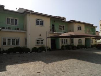 4 Bedroom Terrace Duplex + Bq Fully Serviced with 24hrs Light & Swimming Pool, Lekki Phase 1, Lekki, Lagos, Terraced Duplex for Rent