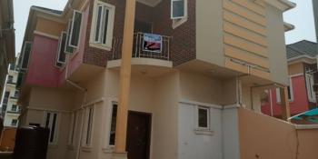 Nice 4 Bedroom Semi-detached, Oral, Ikota Villa Estate, Lekki, Lagos, Semi-detached Duplex for Rent
