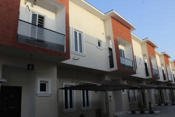 Luxury 4 Bedroom Terrace with Bq for Sale, Fairwell Estate Orchid Lekki #38m, Orchid Road, Ikota Villa Estate, Lekki, Lagos, Terraced Duplex for Sale
