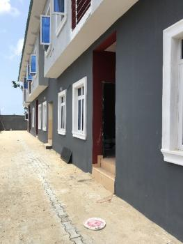 Newly Built 2 Bedroom Flat with Very Spacious Living Room and Bedroom, Olokonla, Ajah, Lagos, Flat for Rent