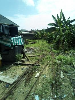300sqm Bare Land with C of O, Bakare Estate, Off Oriola Street, Alapere, Ketu, Lagos, Residential Land for Sale