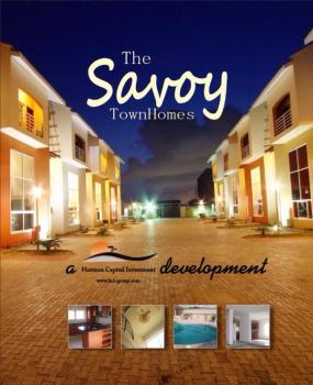Luxury 4 Bedroom Terrace, on Landbridge Road, Oniru, Victoria Island (vi), Lagos, Terraced Duplex for Sale