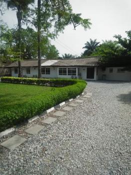 Bungalow on 4500m2, Ruxton Rd, Old Ikoyi, Ikoyi, Lagos, Mixed-use Land for Sale