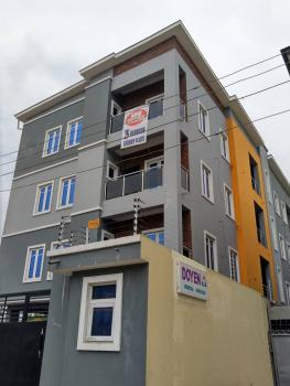 Newly Built of 7 Units of 3 Bedroom Flat on 2 Floors, Sabo, Yaba, Lagos, Block of Flats for Sale