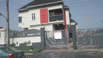Brand New and Exquisitely Built 4bedroom Duplex Tastefully Finished with Bq, Chevy View Estate, Lekki, Lagos, Detached Duplex for Sale