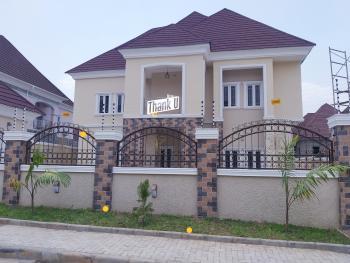 Brand New Luxury Finished 5bedroom Detached Duplex, Efab Metropolis, Gwarinpa Estate, Gwarinpa, Abuja, Detached Duplex for Sale
