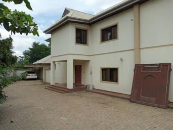 4 Bedroom Duplex with 2 Rooms Bq, with Extra Land for Swimming Pool Or Garden, Zone 6, Wuse, Abuja, Detached Duplex for Sale