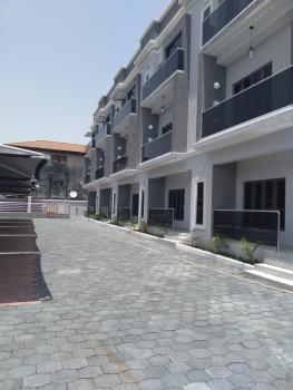 4 Bedroom Terrace Duplex and a Room Bq, Lekki, Lagos, Terraced Duplex for Rent