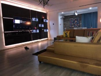 Luxury 3 Bedroom with Pool at Banana Island, Ht 11-14, Ondo Street, Banana Island, Ikoyi, Lagos, Flat Short Let