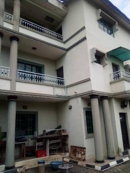 Very Powerful Duplex Inside an Estate, Inside Unity Estate, Egbeda, Alimosho, Lagos, Detached Duplex for Sale