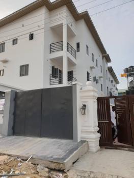 Newly Built Three Bedroom Apartment with Bq, Agungi, Lekki, Lagos, Terraced Duplex for Rent