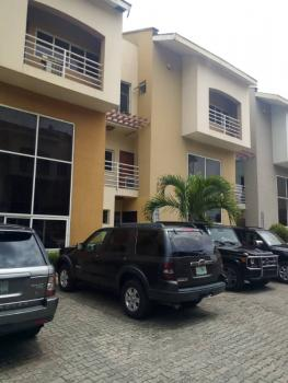 4 Bedroom Terraced Duplex with a Bq, Oniru, Victoria Island (vi), Lagos, Terraced Duplex for Rent