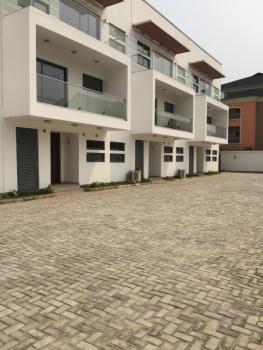 Exquisitely Finished 5 Bedroom Luxury Terrace, Oniru, Victoria Island (vi), Lagos, Terraced Duplex for Sale