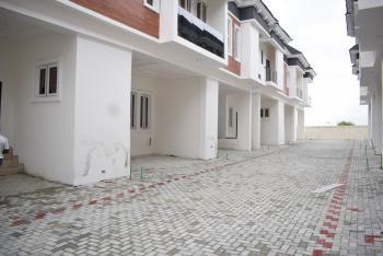 Luxury Built 4 Bedroom Terrace Duplex, Chevron Alternative, Lekki Phase 2, Lekki, Lagos, Terraced Duplex for Sale