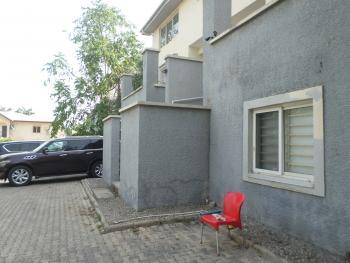 4 Bedrooms +1 Bq (serviced 24hrs), Utako, Abuja, Semi-detached Duplex for Rent