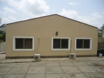 Exquisite 3 Bedroom Bungalow with Two Room Self Contained Apartment All on Ample Grounds, Off Simeon Adebo, Iyaganku Gra, Iyaganku, Ibadan, Oyo, Detached Bungalow for Sale