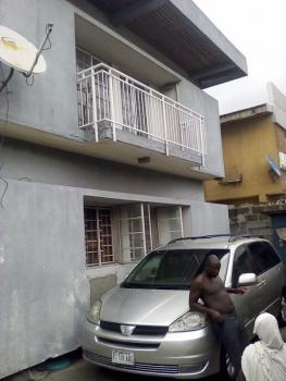 Solid Block of 4 Units Commercial 3 Bedroom Flat, Ogunlana, Surulere, Lagos, Block of Flats for Sale