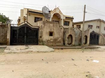 Clean 2 Units Duplex, Peace Estate, Ipaja, Lagos, Semi-detached Duplex for Sale