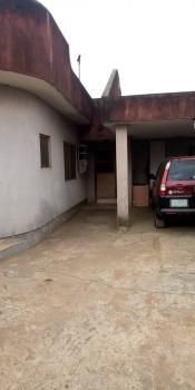 Distressed 2plots with 4 Bedroom Bungalow with 2 Rooms Bq, Abule Egba, Agege, Lagos, Detached Bungalow for Sale