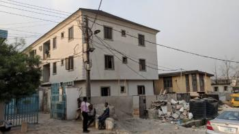 Newly Built 90% Complete Luxuriously Finished 6 Units of 3 Bedroom Ensuite Apartment, Allen, Ikeja, Lagos, Flat for Rent