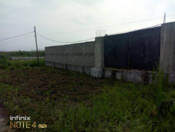 Distress 1 Plot of Land Fenced & Gated for Sale, Oteyi Royal Garden Estate,near Vip Estate, Amuwo Odofin, Isolo, Lagos, Residential Land for Sale