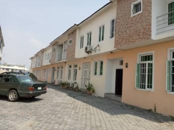 4 Bedroom Terrace House with 1 Room Boy's Quarters, Kesunla Road, Ikate Elegushi, Lekki, Lagos, Terraced Duplex for Rent