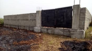 a Fenced Two Plots of Land, Oteyi Garden Estate, Abule - Ado, Amuwo Odofin, Isolo, Lagos, Mixed-use Land for Sale