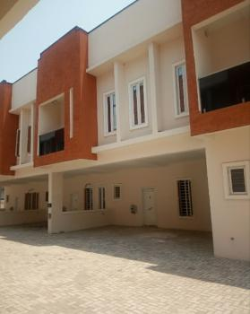 Newly Built and Fully Serviced  4 Bedroom Semi Detached Duplex,  All Rooms En Suite with Fitted Kitchen, Off Orchid Hotel Room, By Second Toll Gate,  Chevron, Lekki Expressway, Lekki, Lagos, Semi-detached Duplex for Rent
