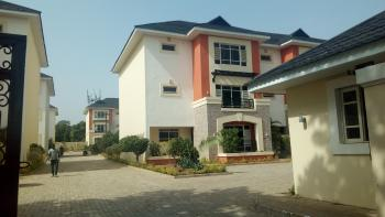 Well Finished 20 Units  4  Bedroom with a Room Servant Quarter, Life Camp, Gwarinpa, Abuja, Semi-detached Duplex for Rent