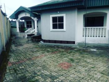 Neat 7 Bedroom Bungalow on 1½ Land, Court Estate, Off Rumuokwurusi Tank, Elimbu, Port Harcourt, Rivers, Detached Bungalow for Sale