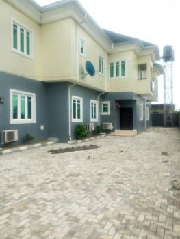 Luxury Executive 2 Bedroom Duplex, Luxury Well Finished Executive 2 Bedroom Duplex with Constant Power Supply in a Calm and Secured Neighborhood Shell Cooperative Estate, Eliozu, Port Harcourt, Rivers, Semi-detached Duplex for Rent