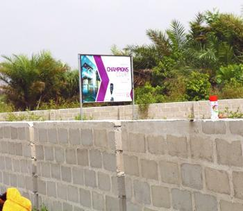 Plots of Land for Sale in Champions Court, Eleko, Ibeju Lekki, Lagos, Mixed-use Land for Sale