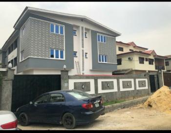 a Newly Finished, Block of Six Flats (three (3) Bedrooms -all En Suite), Ogba, Ikeja, Lagos, Flat for Sale