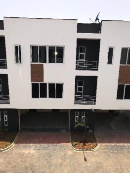 Luxury 4 Bedroom Terrace Duplex with Exellent Facilities, Osapa, Lekki, Lagos, Terraced Duplex for Rent
