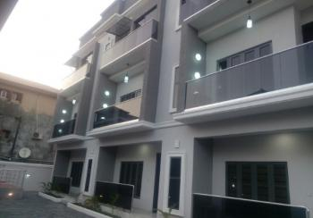 Newly Built 4 Bedroom Terraced Duplex with a Bq, Ikate Elegushi, Lekki, Lagos, Terraced Duplex for Rent