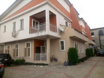 a 3 Bedrooms Terrace Duplex, Peninsula Garden Estate, Ajah, Lagos, Terraced Duplex for Rent