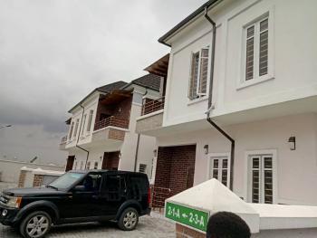 5 Bedroom Semi Detached Duplex, Chevron Axis, Lekki, Lagos, Semi-detached Duplex for Sale