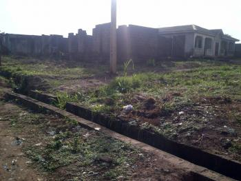 Uncompleted Structure of Proposed Duplex with 2 Bedroom at Ground Floor Decking Level on a Full Plot of Land, Olorunsogo Street, Afimo, Agoro Road, Ogba Iyo, Ijoko, Sango Ota, Ogun, Semi-detached Duplex for Sale