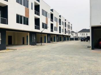 3 Bedroom Serviced Terrace, Osapa, Lekki, Lagos, Terraced Duplex for Rent