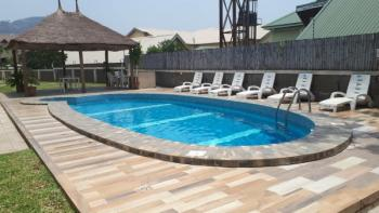 Exotic 2 Bedroom Fully Serviced Flat,with Pool,bush Bar,green Areas,gym Room,24hrs Light, Ideally for Expatriates, Vips, Maitama District, Abuja, Flat for Rent
