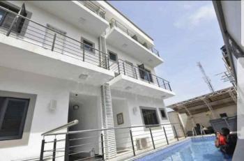2 Wings of Furnished 4 Bedroom Semi Detached Duplex with Bq, Alpha Beach Road, Lekki Phase 1, Lekki, Lagos, Semi-detached Duplex for Sale