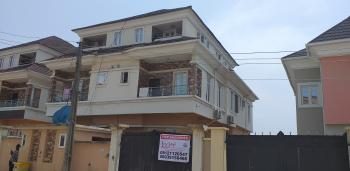 Four (4) Bedroom Semi Detached House with Penthouse and Bq, Nnobi Lane, Ologolo, Lekki, Lagos, Semi-detached Duplex for Rent