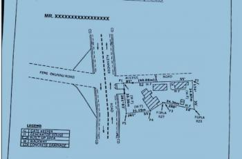 Plot Measuring Almost 1,400 Square Meters with 99 Years Fgn C of O, Prime Alexander Avenue, Old Ikoyi, Ikoyi, Lagos, Mixed-use Land for Sale