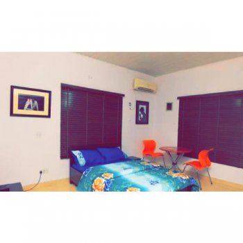 1 Bedroom Flat, Chevy View Estate, Lekki, Lagos, Self Contained (single Rooms) Short Let
