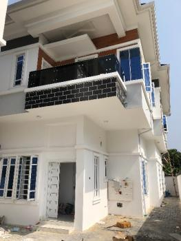 4 Bedroom Semi Detached Duplex in an Estate, Off Agungi Road, Agungi, Lekki, Lagos, Semi-detached Duplex for Sale