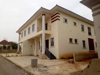 4 Bedroom Semi Detached Duplex with a Bq, Apo Zone E After Apo Legislative Quarters, Apo, Abuja, Semi-detached Duplex for Sale