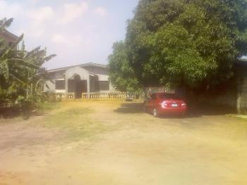 Solidly Built Bungalow of Four Bedroom Setback and Mini Flat, Off Kosebinu Street, Akesan, Alimosho, Lagos, Detached Bungalow for Sale